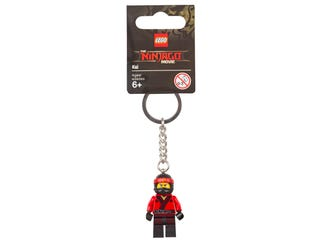 THE LEGO® NINJAGO® MOVIE™ Kai Key Chain