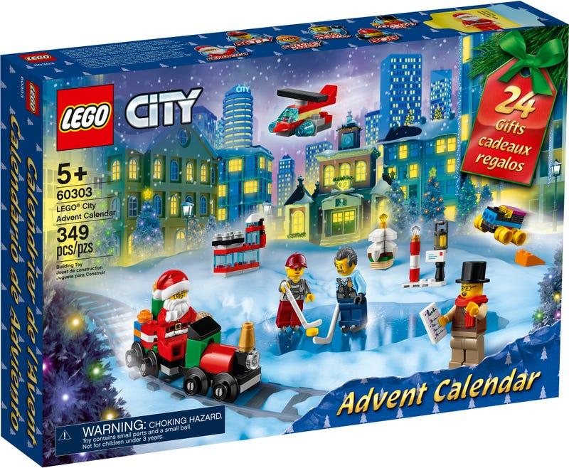 LEGO® 60303 City Adventskalender 2021