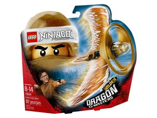 Gouden drakenmeester