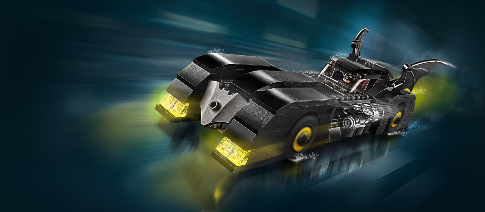 Batmobile™: Pursuit of The Joker™ - 76119