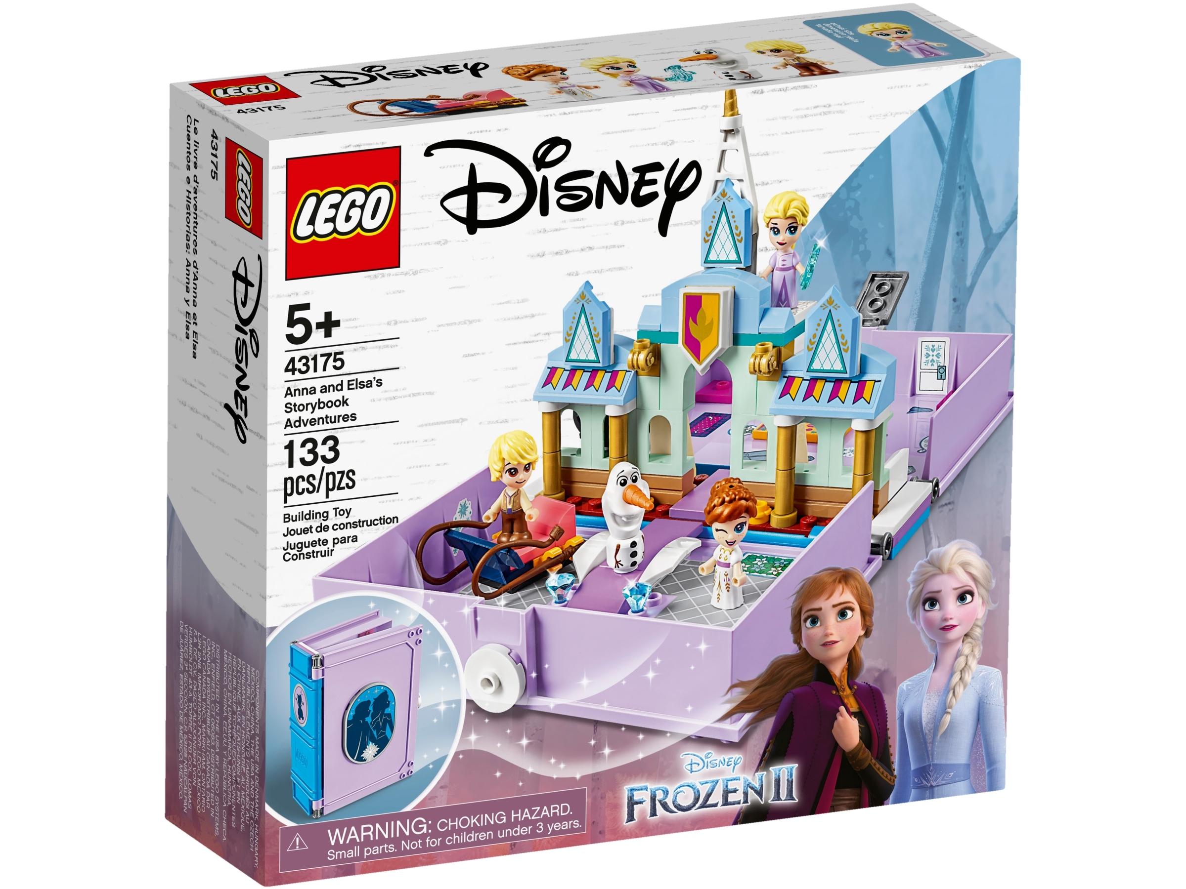 LEGO Disney Frost 2 Eventyrboken om Anna og Elsa 43175