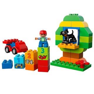 LEGO® DUPLO® Hepsi Bir Arada Eğlence Kutusu