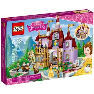 Belles förtrollade slott