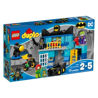 Batcave uitdaging