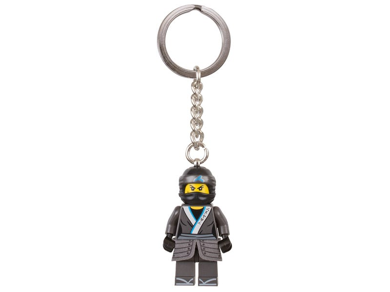 THE LEGO® NINJAGO® MOVIE™ Nya Keyring