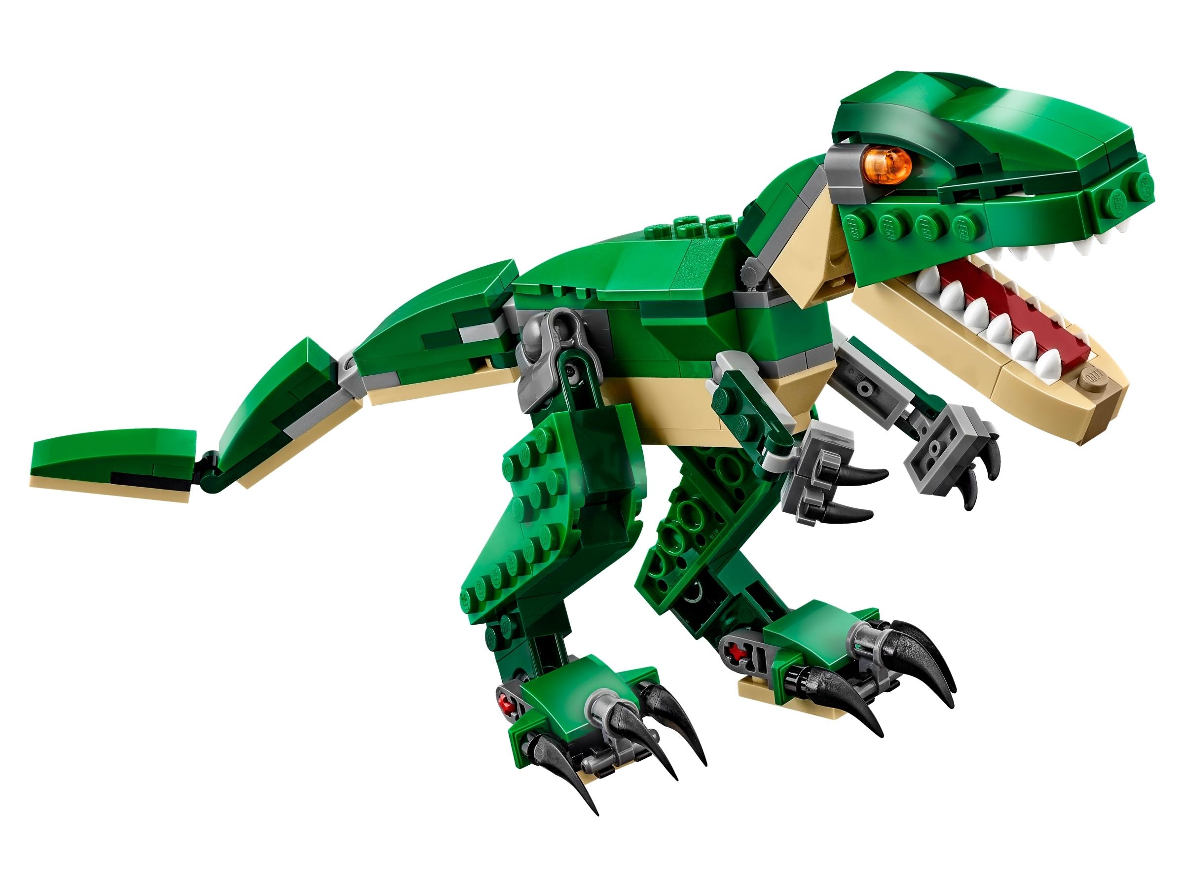 Lego Dinosaurier