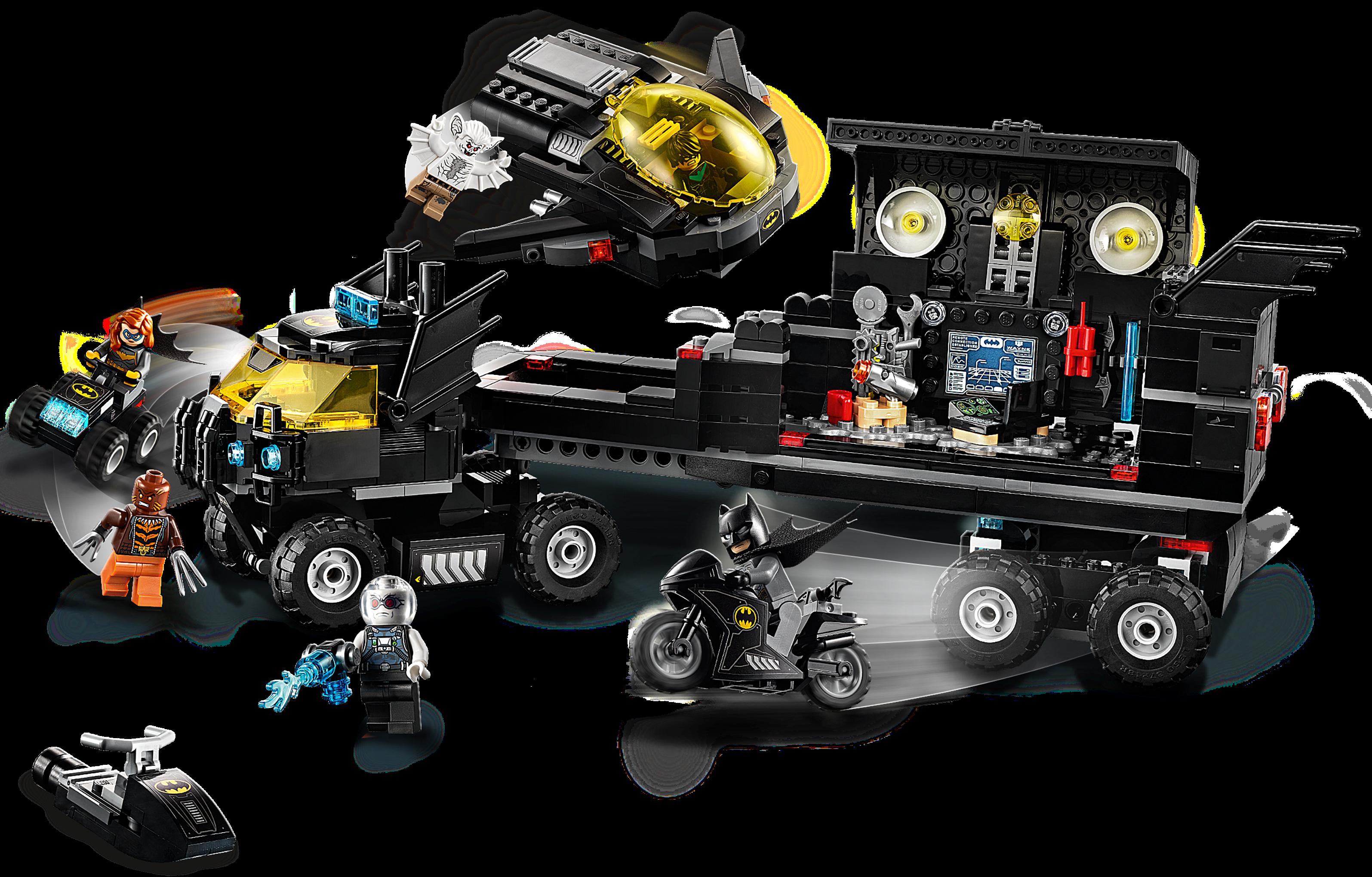 Mobile Bat Base 76160 Dc Buy Online At The Official Lego Shop Us