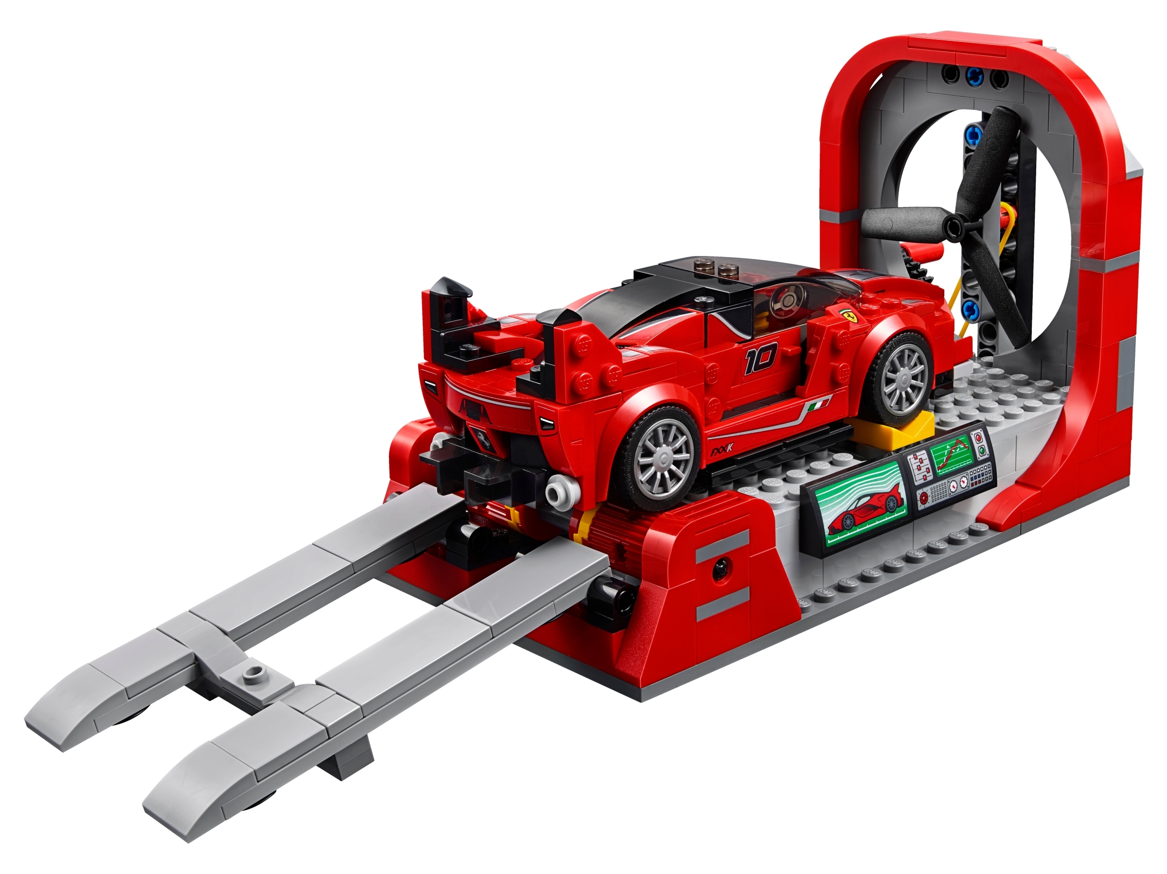 Ferrari Fxx K Development Center 75882 Speed Champions Buy Online At The Official Lego Shop Ca