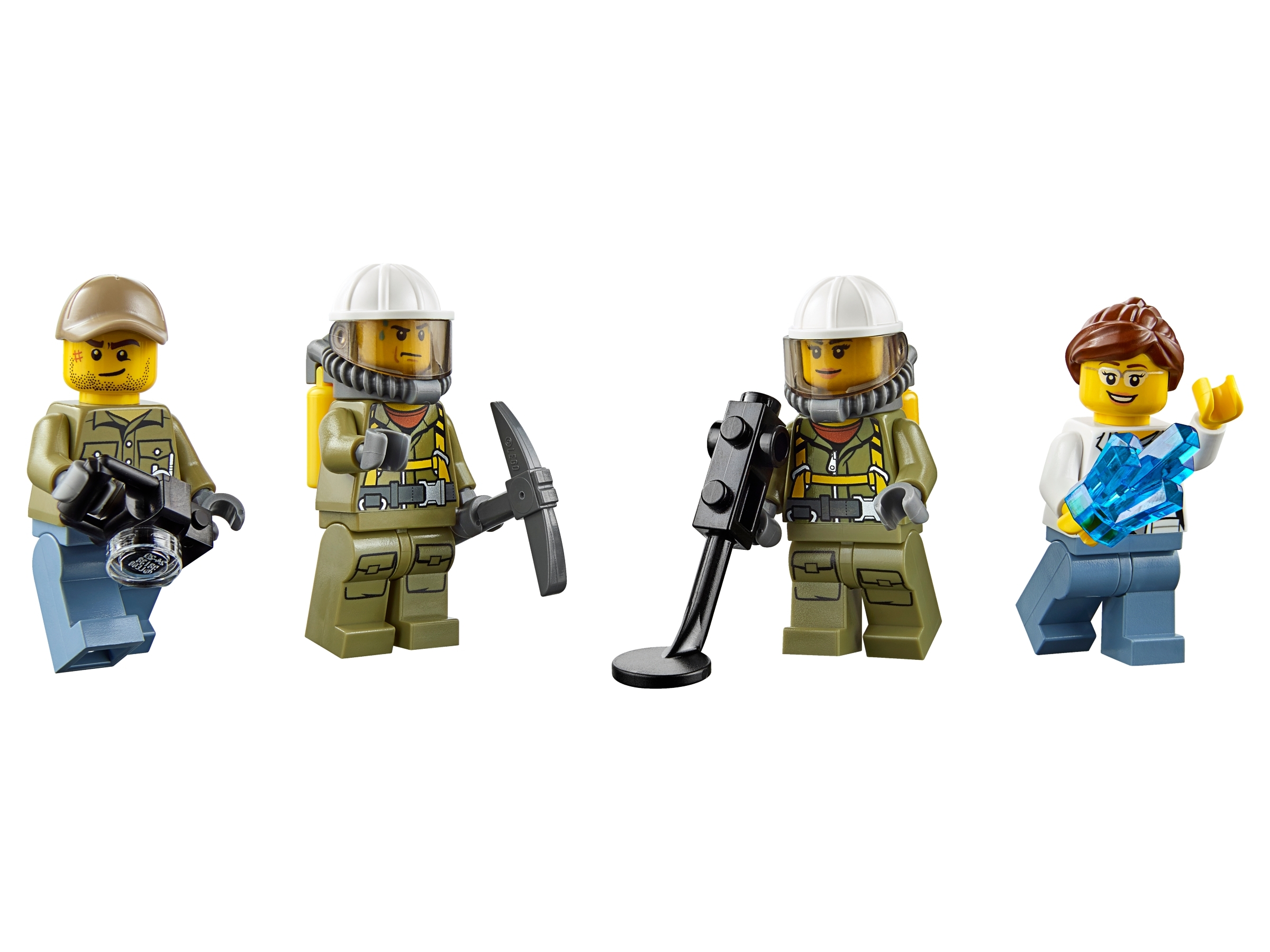 NEW LEGO VOLCANO STARTER Set 60120 Sealed Box
