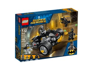 Batman™ et l'attaque des hiboux