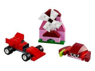 Red Creativity Box