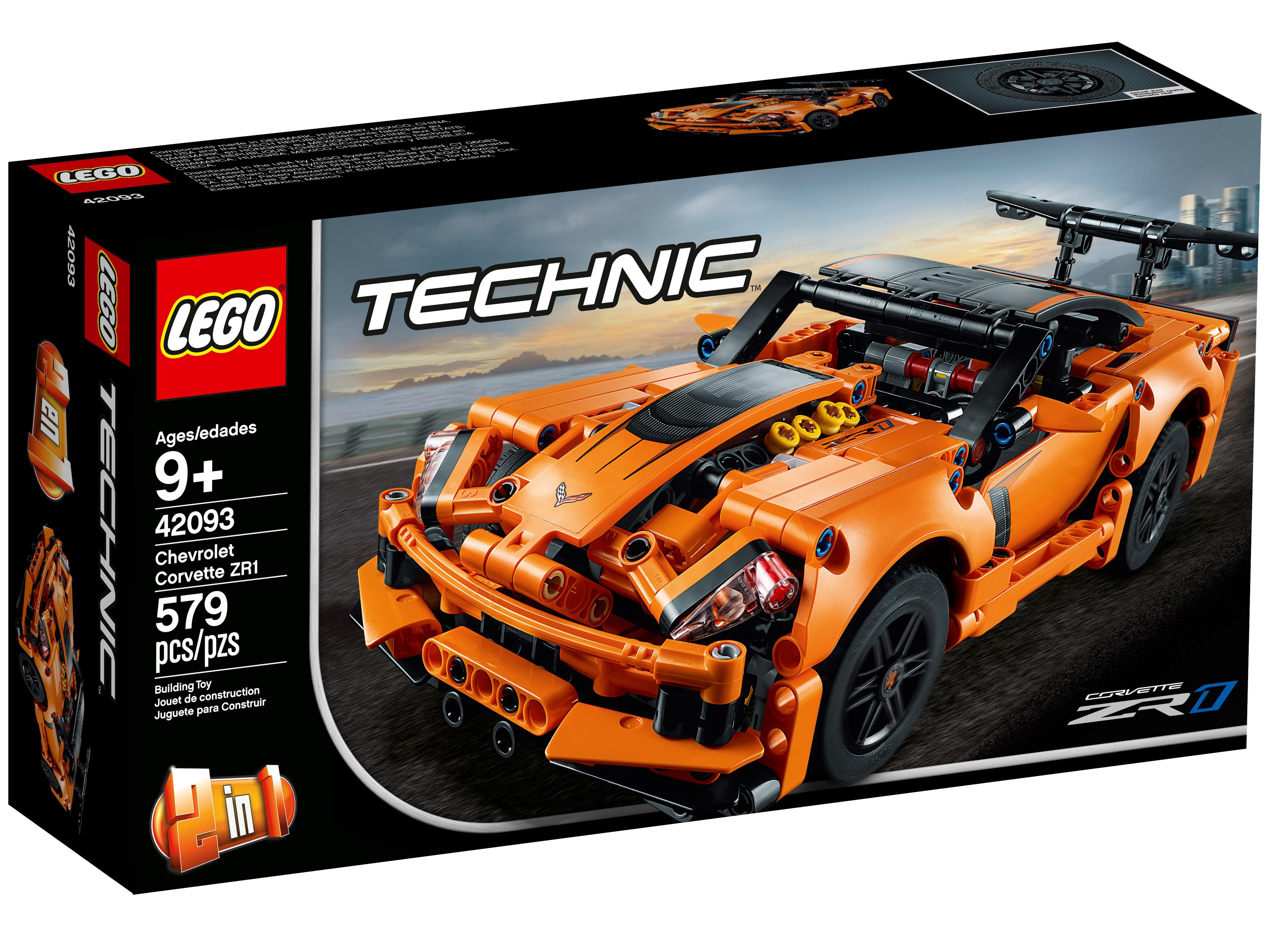 Chevrolet Corvette Zr1 42093 Technic Buy Online At The