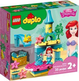 Ariel's Undersea Castle