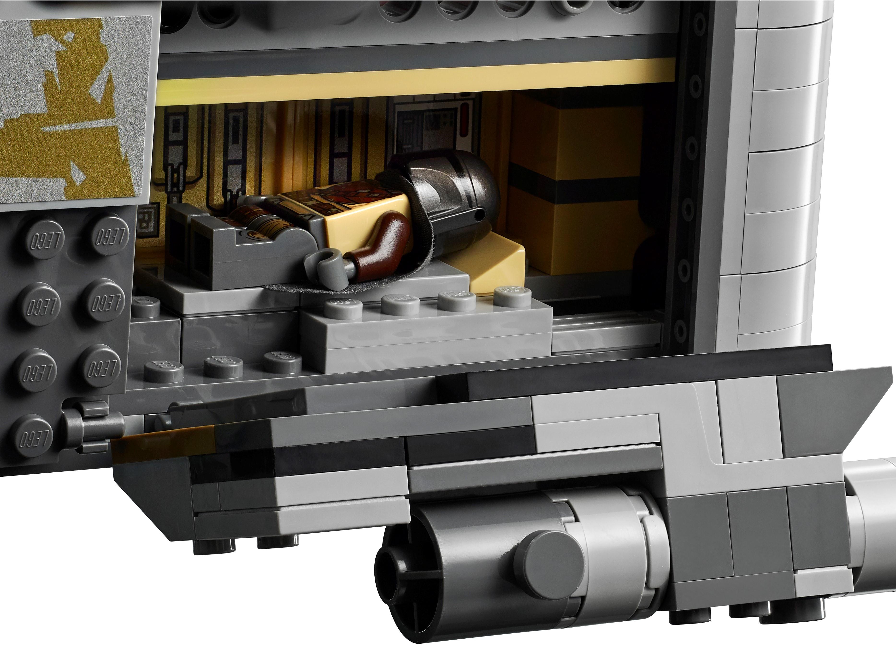 GENUINE LEGO STAR WARS BABY YODA MINIFIGURE THE CHILD 75292 MANDALORIAN RAZOR