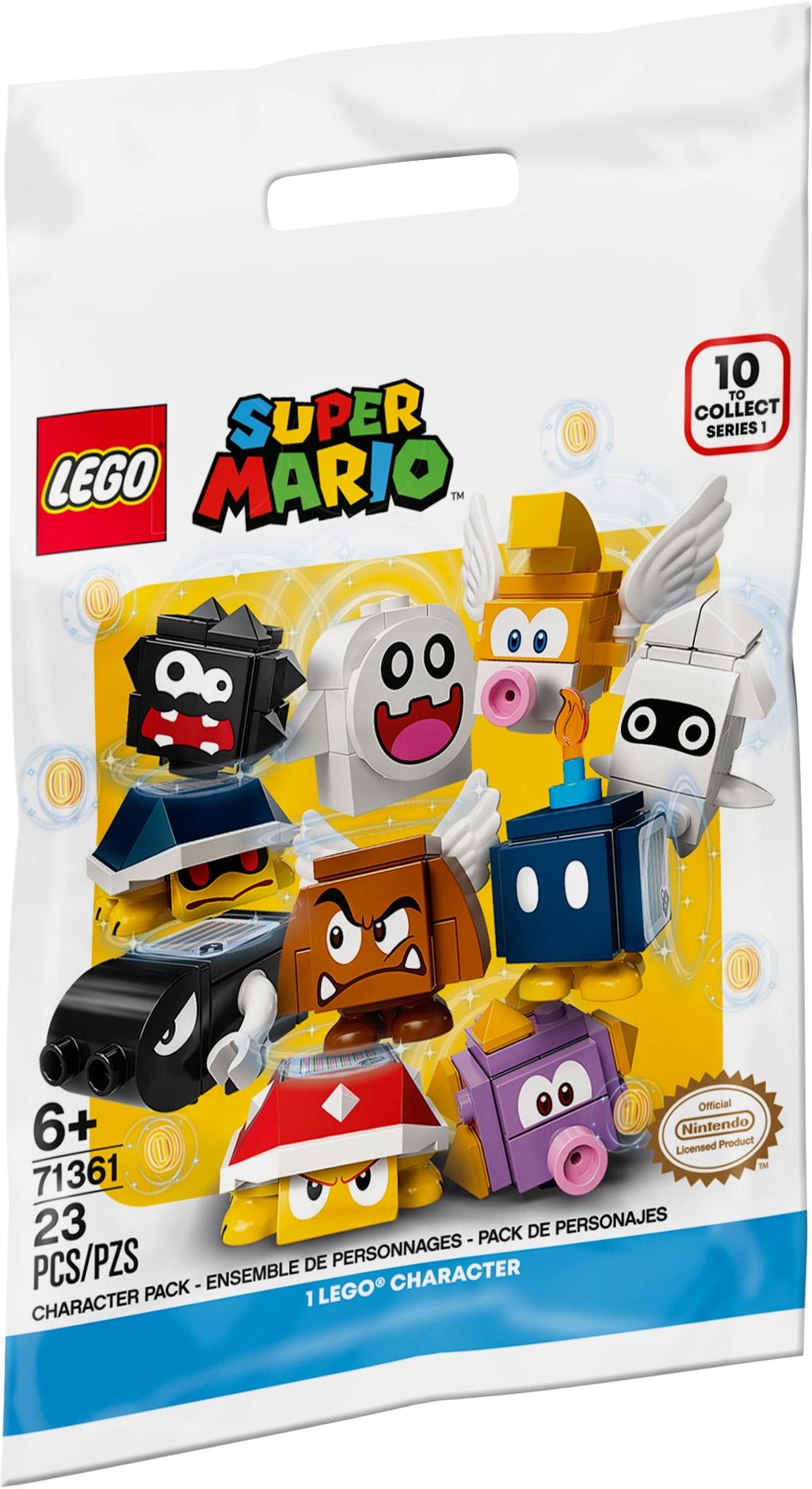 Lego Minifigures Mario