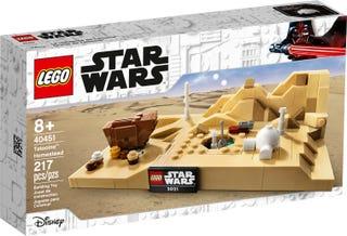La résidence de Tatooine™