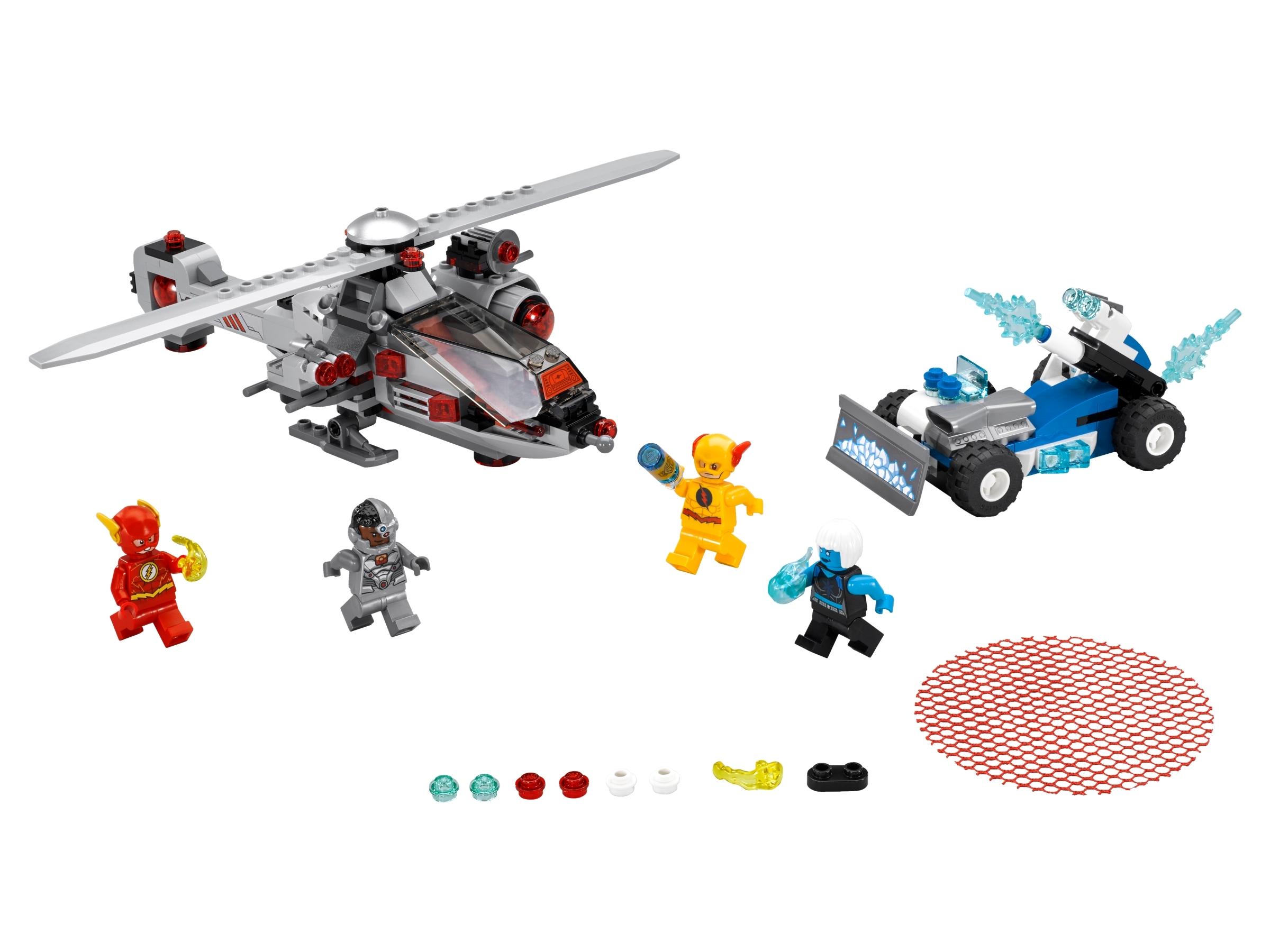 lego flash vs reverse flash set