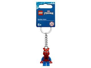 Spider-Ham Keyring