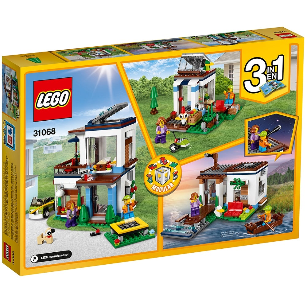 Lego CREATOR 31068 Modular House Replacement Instruction Manual ONLY