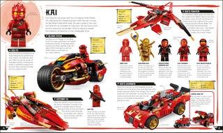 LEGO® NINJAGO® Visual Dictionary New Edition