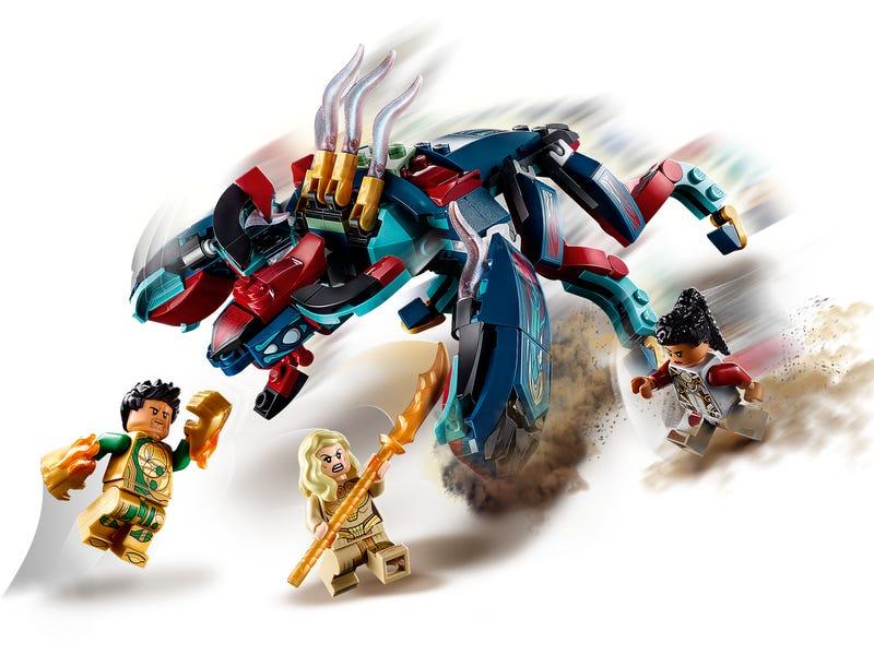 LEGO Marvel Deviant Ambush!