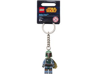 LEGO® <i>Star Wars™</i> Boba Fett™ Keyring