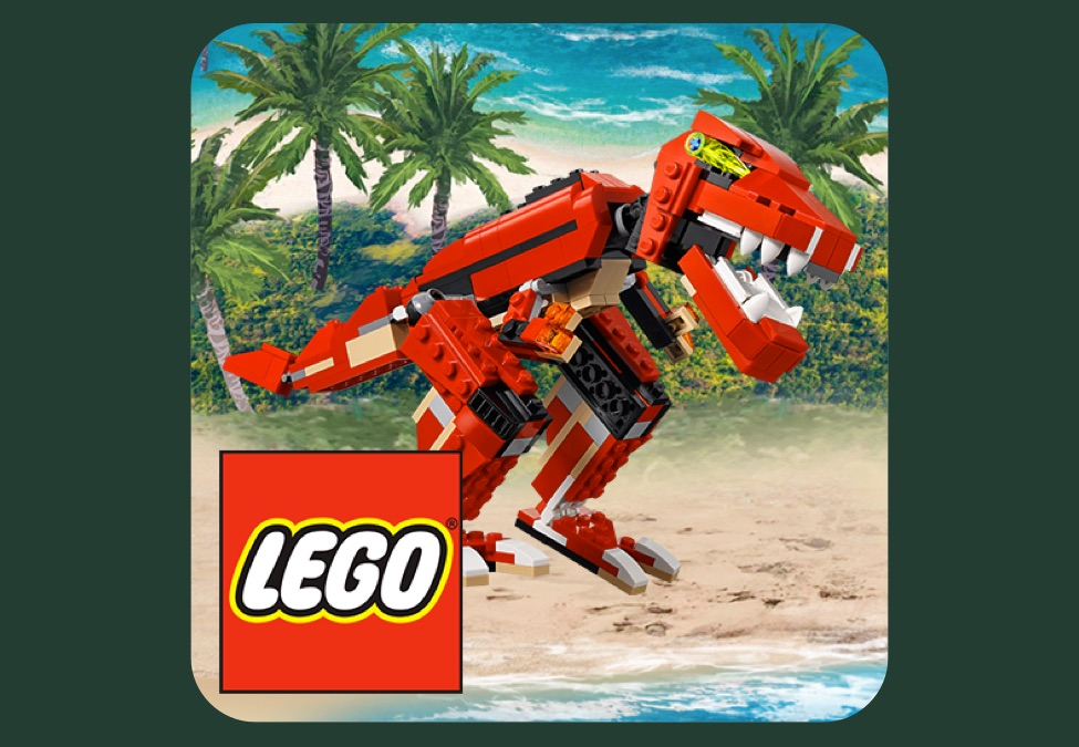 LEGO® Creator Islands app