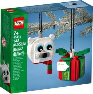 Polar Bear & Gift Pack