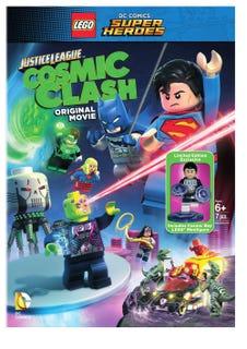 LEGO® DC Comics Super Heroes: Justice League™: Cosmic Clash (DVD)