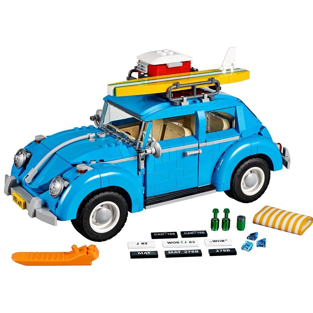 ** LED Beleuchtung KIT für LEGO Creator 10252 VW Beetle Käfer 10252 **