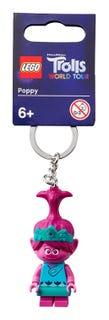 Poppy Key Chain
