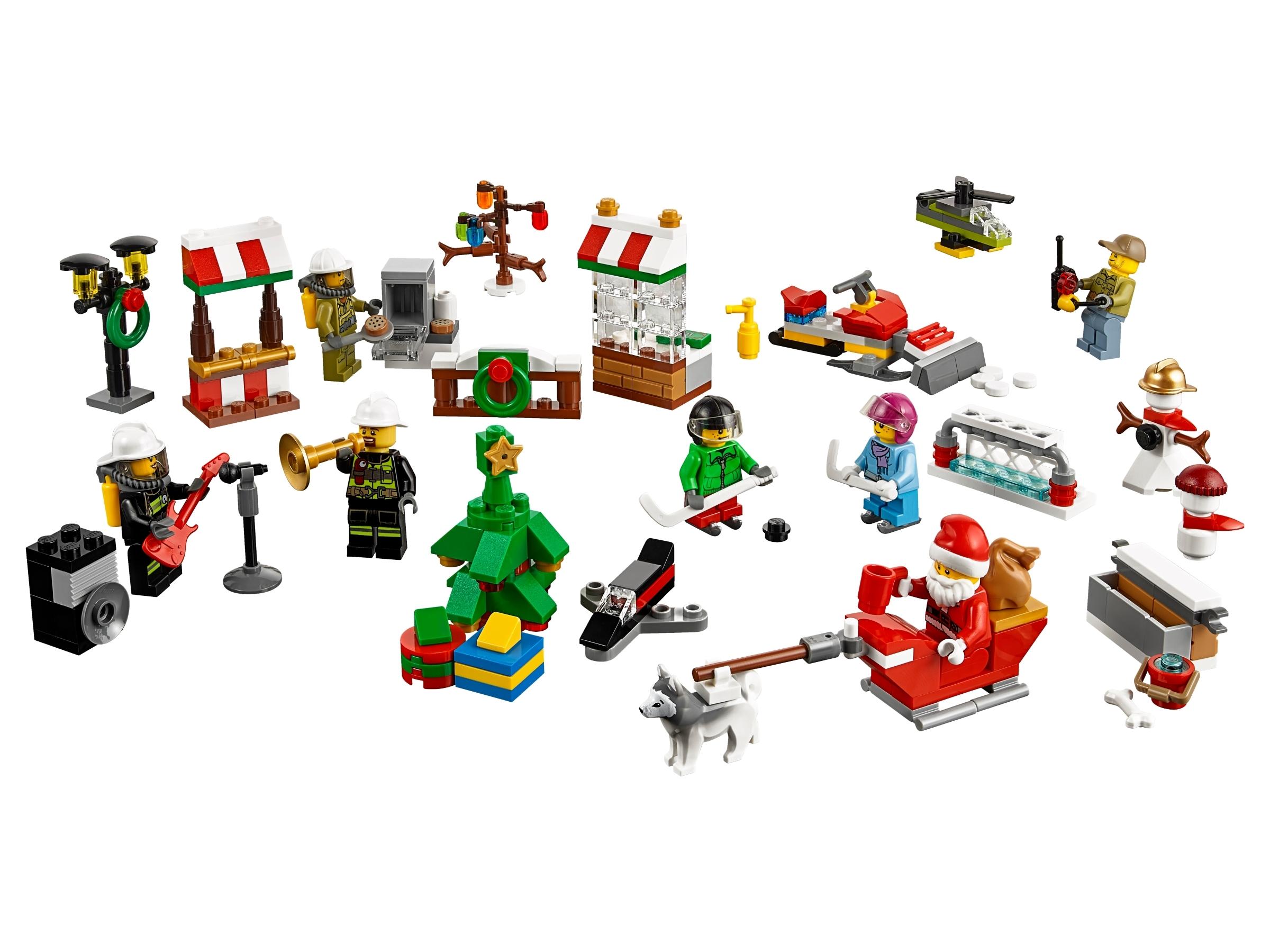 LEGO® City 60133 Feuerwehr  Schnee Mobil