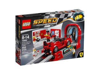 Le centre de développement de la Ferrari FXX K