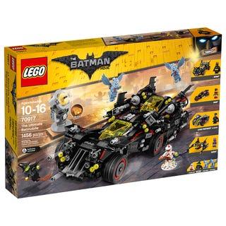 A felülmúlhatatlan Batmobil