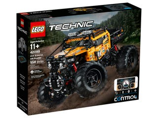 Veículo 4X4 X-treme Off-Road