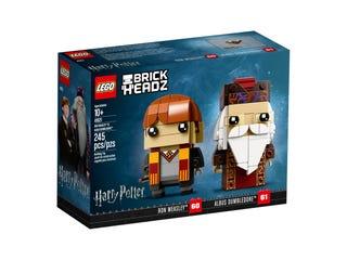 Ron Weasley™ & Albus Dumbledore™