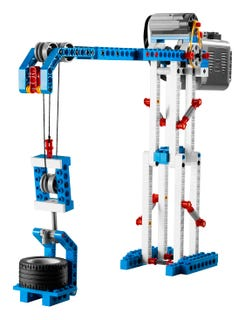Simple & Powered Machines Set
