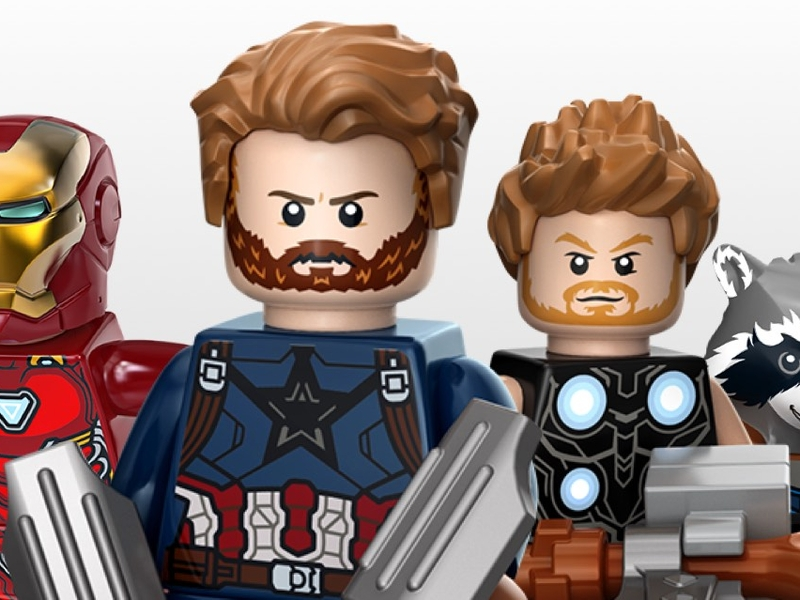 Figurer | LEGO® Marvel figurer | Offisielle LEGO® Shop NO