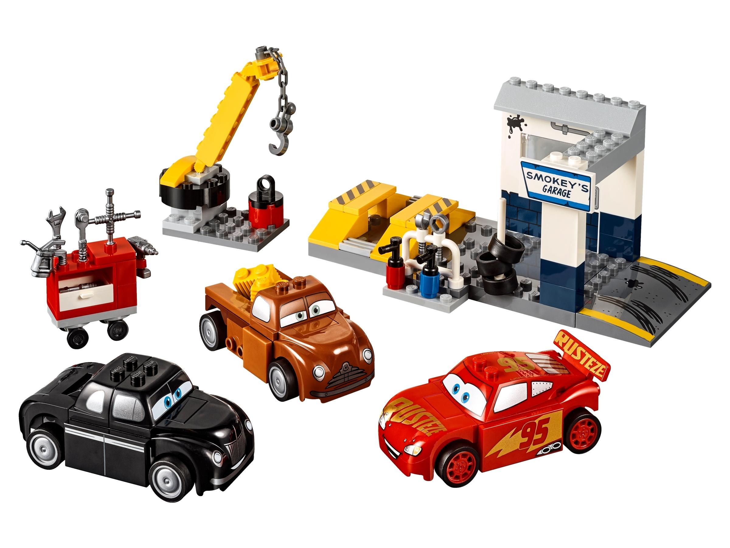 costruzioni lego cars