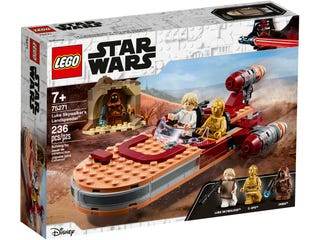 Luke Skywalker's Landspeeder™