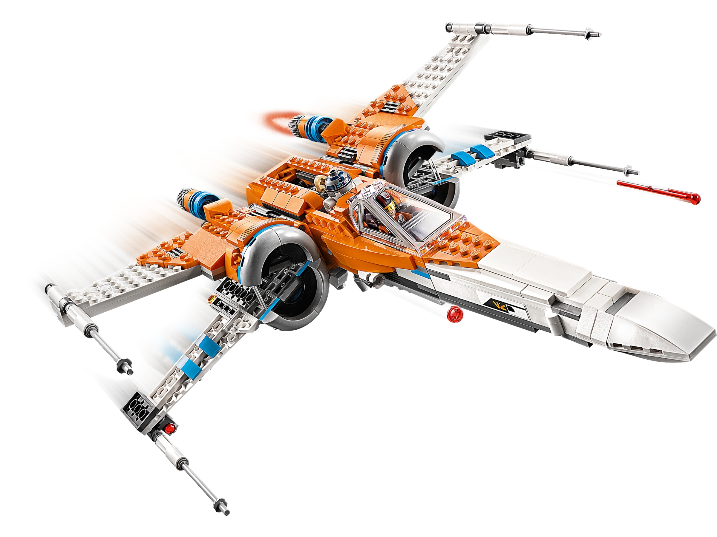 Poe Dameron S X Wing Fighter 75273 Star Wars Buy Online At The Official Lego Shop Us