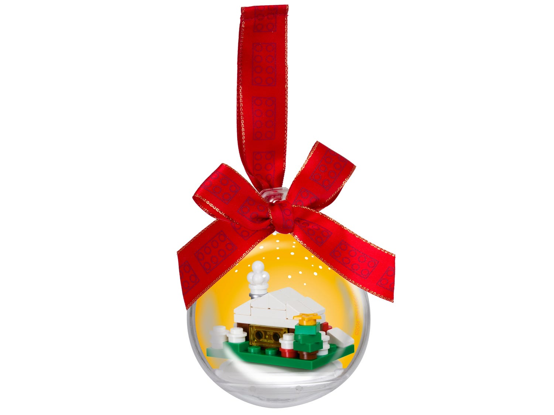 Décoration de Noël «La cabane des neiges»