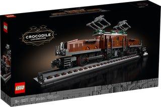 "Lokomotive ""Krokodil"""