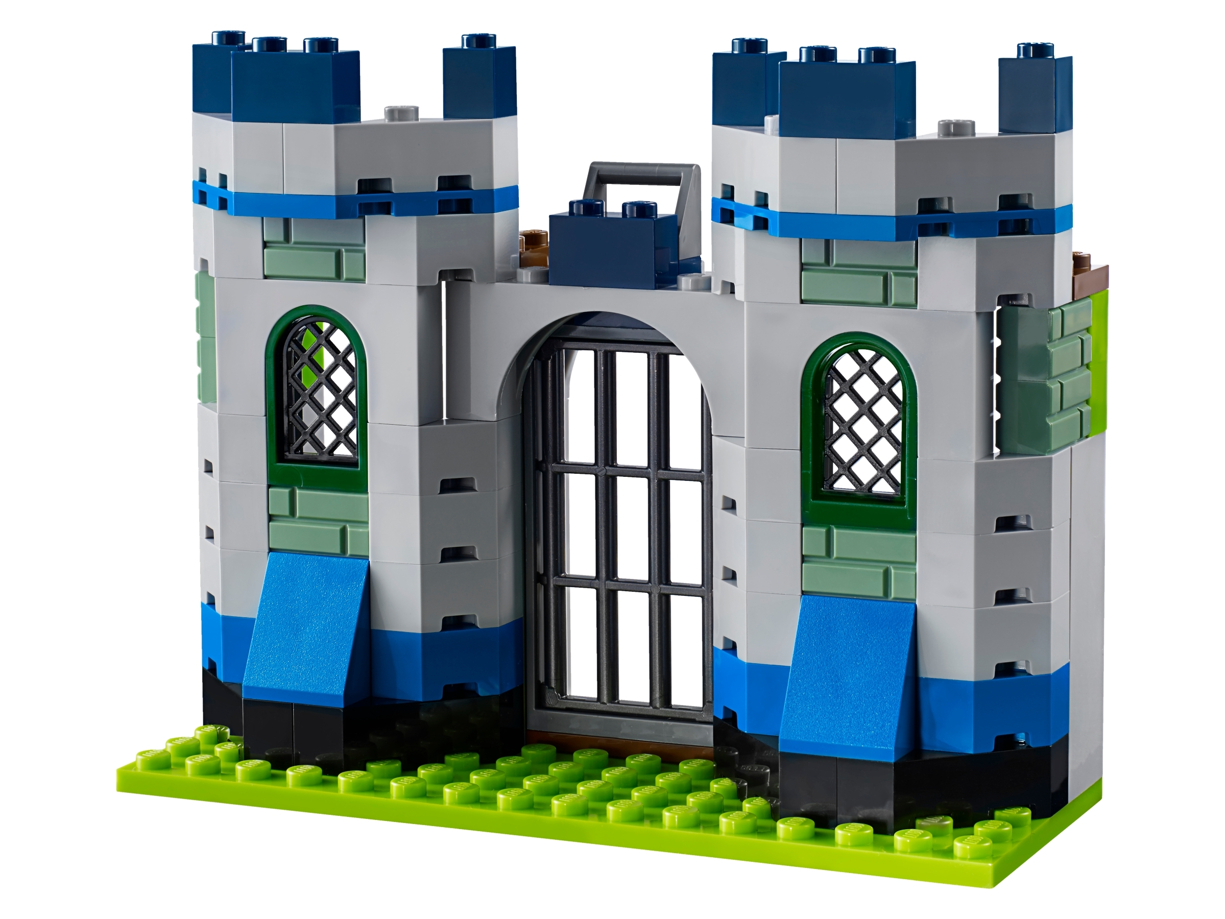 LEGO 10703 Classic Creative Builder Box Construction Set Colourful Toy Bricks,