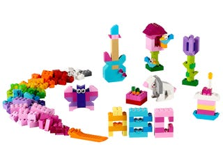 LEGO® Creatieve felgekleurde aanvulset
