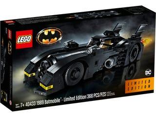 1989 Batmobile™ – Limited Edition