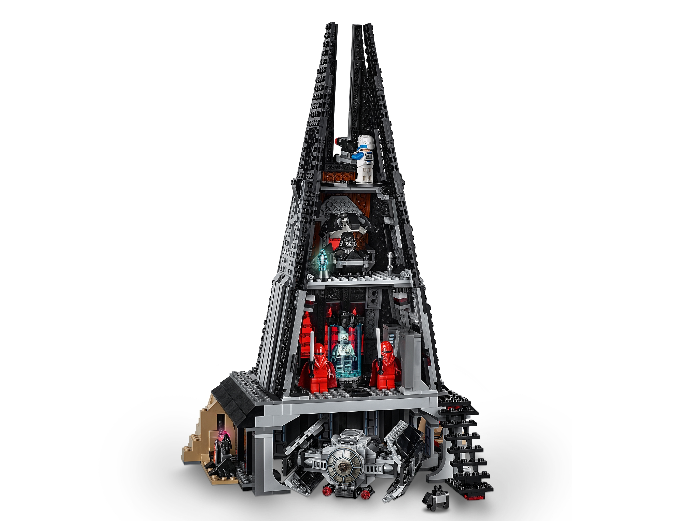 *INSTRUCTIONS ONLY* for LEGO Star Wars DARTH VADER/'S CASTLE 75251 NEW