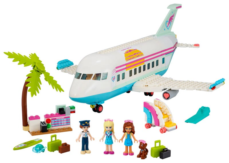 Heartlake City Flugzeug