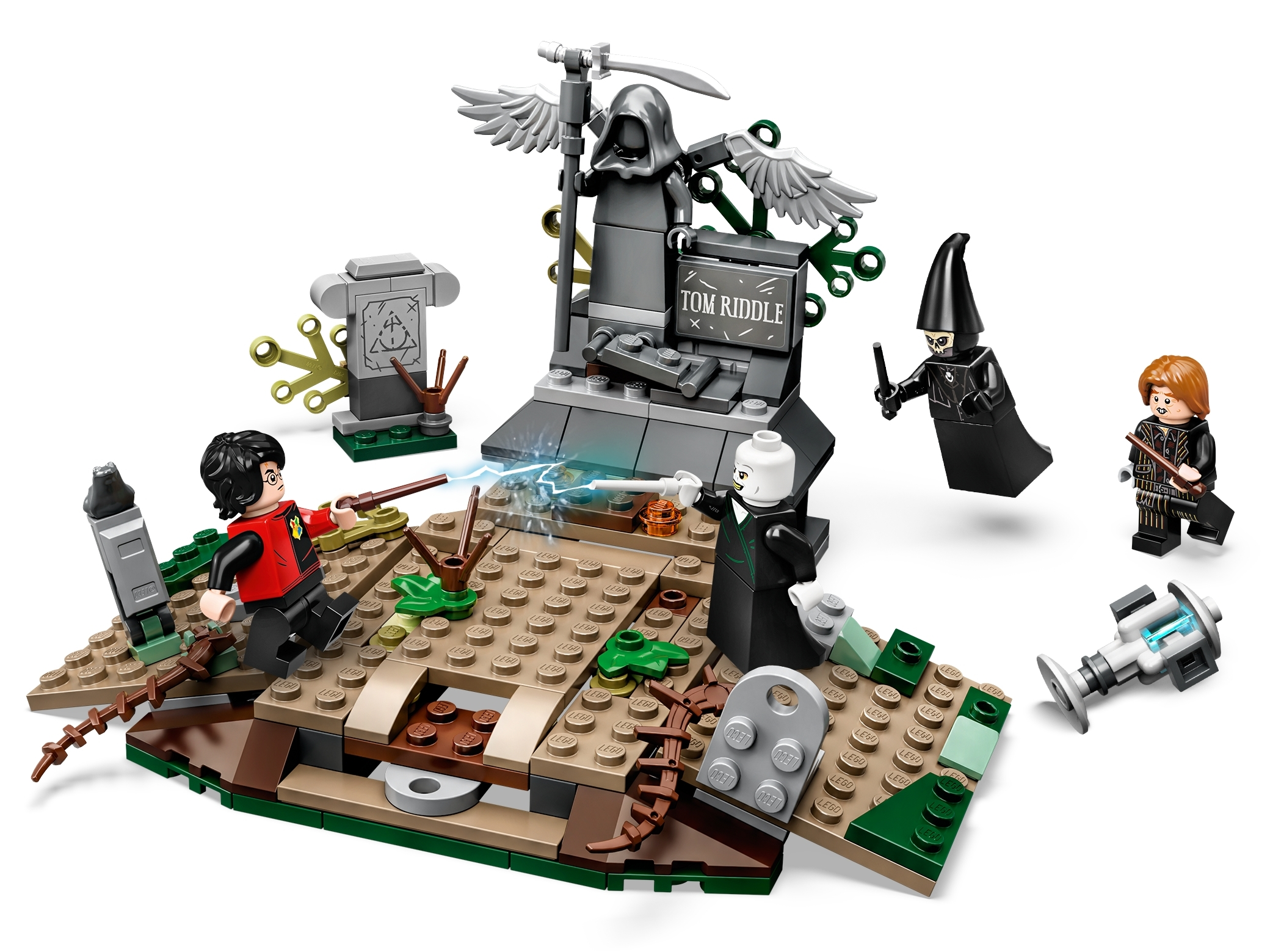 The Rise of Voldemort 75965 LEGO Harry Potter