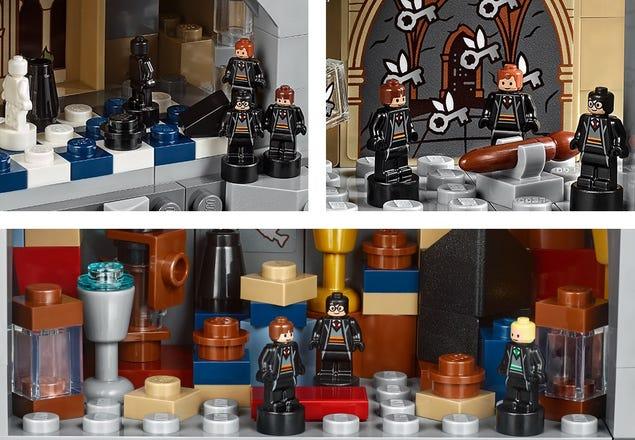 LEGO® Harry Potter™ Roxfort kastély vásárlás